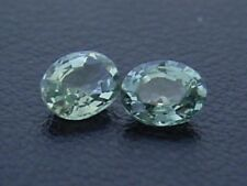 Ceylon Green Sapphire VS 5x4mm Oval 0.38ct Loose Natural Gemstone Sri Lanka Nice