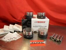 Wiseco Forged Pistons Toyota Starlet Glanza EP82 EP91 4E 5E Turbo 9:1 75mm