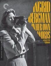 Ingrid Bergman in Her Own Words - Blu-ray Region 1
