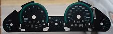 2007- 2015 BUICK ENCLAVE  GAUGE OVERLAY/ FACEPLATE  KM/ H