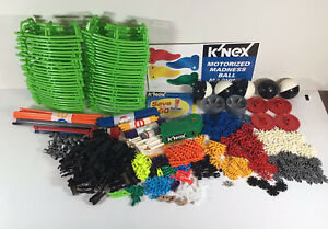 KNEX Motorized Madness Ball Machine Only 762 Parts Box Is Included 50086
