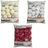 WHOLESALE BOLSIUS IVORY, RED OR WHITE FLOATING CANDLES - PACKS OF 20 CANDLES