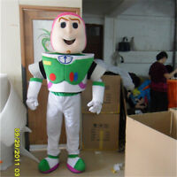 2019 Cosplay Halloween Cosplay Buzz Lightyear Mascot Costume Hero Dress Outfits