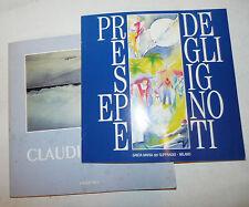 Catalogo Mostra Arte - Claudio Zanini San Fedele 1997 Diakronia astrattismo