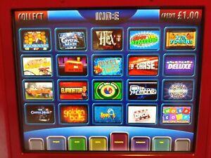 Quiz Machine HDD Free Play 450+ games Paragon TT Jukebox  READ FULL DESCRIPTION