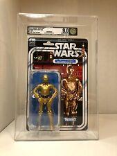 Star Wars Black Series C-3PO 40th Anniversary 9.0U Graded