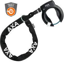 AXA Defender Rahmenschloss mit Einsteckkette RLC 140 Set abziehbarer Schlüssel