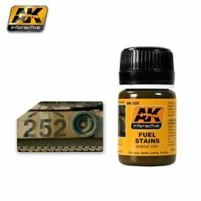 AK Interactive Weathering - Fuel Stains 35ml - 60025
