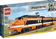 LEGO® Creator Exclusiv 10233 Horizon Express Bahn Train Zug orange NEU & OVP