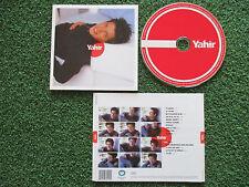 Latin Pop YAHIR **Same** RARE Mexico? CD 2006 COVER *No te apartes de mi********