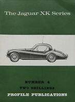 Profile Publications magazine Issue 4 featuring Jaguar XK series