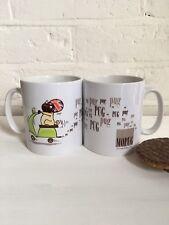 Pug Mug (Mopug) Christmas Gift Idea/ Stocking Filler/ Secret Santa