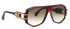 CAZAL 163 SUNGLASSES LEGEND Color (200) RED BLACK AUTHENTIC NEW