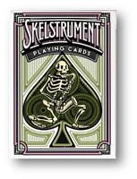 Skelstrument Jugando a las Cartas Póquer Juego de Cartas Cardistry