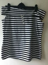 George Plus Size Striped Other Tops & Shirts for Women