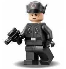 Lieutenant//Captain LEGO Star Wars First Order Officer Minifigure sw870 75190