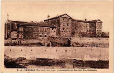 CPA  Langeac (Hte-Loire) Alt 505 m - L'ensemble du Couvent Ste-Catherine(517835)