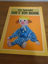 HOW TO MAKE SOFT TOYS - Splendid Soft Toy Book by Erna Rath (Paperback, 1983)