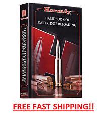 HORNADY Handbook of Cartridge Reloading 9th Edition Hardback Book Item #99239
