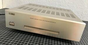 DENON POA-F100 Triple Power Amplifier MIDI ENDSTUFE Gold