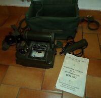 DOK 402 , DETECTEUR DE CONTROLE ET DE DECONTAMINATION . FABRICATION FRANCAISE .