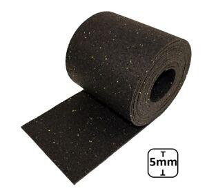 (10,90EUR /m²) 5mm  Antirutschmatte, Gummigranulatmatte, Bautenschutzmatte