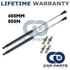 2X Muelles de gas puntales Universal Kit de coche o de conversión 400 mm 40 cm 800N & 4 Pines