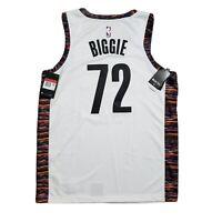 Brooklyn Nets #20 Timofey Mozgov Icon Black Swingman Jersey