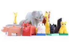 10 Lego Duplo Tiere Konvolut Tiere bunt gemischt für den Hof Zoo etc