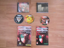 COMMAND and CONQUER Teil 2 Alarmstufe ROT+Mission CD Gegenangriff+Profi Guide