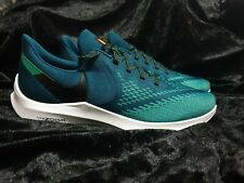 Nike Air Zoom Winflo 6 Mens Midnight Turquoise Green Running Trainers UK 11 BN