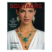 Soutache 30 Gorgeous Embroidery Designs Anneta Valious (H48/8)