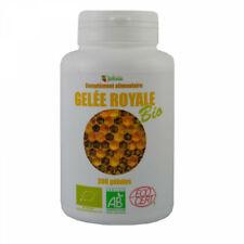 Gelée royale Bio - 200 gélules végétales de 350 mg