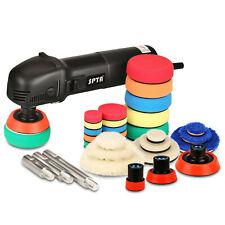 SPTA 31Pcs Mini Polisher Buffing Detail Polishing Pad Mix Size for Car Sanding