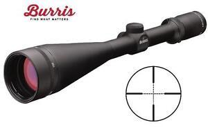 Burris Fullfield II 6.5-20x50 Ballistic Mil-Dot Reticle  200193 BRAND NEW