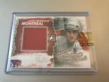 2012 ITG Gold Rush Larry Robinson Canadiens Patch #1/1