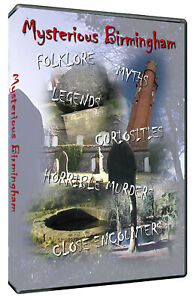 'Mysterious Birmingham' DVD