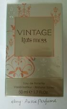 VINTAGE KATE MOSS 50ML/ 1.7oz EDT SPRAY DISCONTINUED RARE WOMENS PERFUME SEALED