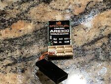 Spektrum AR6300 DSM2 - Nanolite 6-Channel Receiver - RC Plane Heli - Used