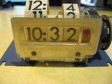 Vintage Penwood Numechron Tymeter Model 100 Dial Clock Mechanism only