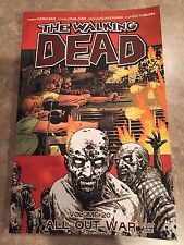The Walking Dead Volume 20 All Out War Part One by Robert Kirkman