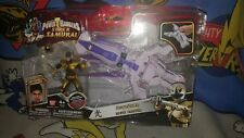 Power Ranger Zord Vehicle OctoZord with removable helmet Antonio Gold Ranger!