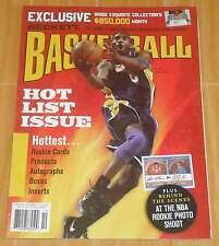 KOBE BRYANT BECKETT BASKETBALL #195 OCT '06  HOT LIST ISSUE COLLECTIBLE MAGAZINE