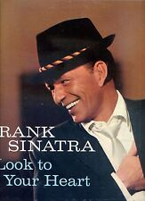 FRANK SINATRA look to you heart US  EX+ LP