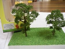 "HO Scale Mp Scenery Premium Scots Pine Tree 3"" to 4"", 2/pk  #70524"