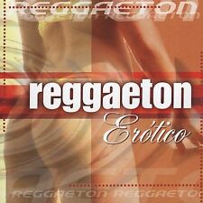FREE US SHIP. on ANY 2 CDs! USED,MINT CD Various Artists: Reggaeton Erotico
