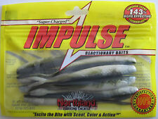 "Northland Tackle  IMPULSE® SMELT MINNOW - 4"" - Emerald Shiner"