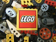 clean 1/2KG LEGO TECHNIC 500g *STARTER SET* BRICKS BEAMS PINS AXLES WHEELS COGS