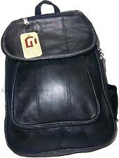 Genuine Leather Backpack, Napsack, rucksack, Real Leather bag. BR New back pack