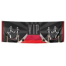 2 M VIP Hollywood Tapis rouge Bannière Celebrité récompenses paparazzi